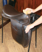 DEC14 Saddle cleaning